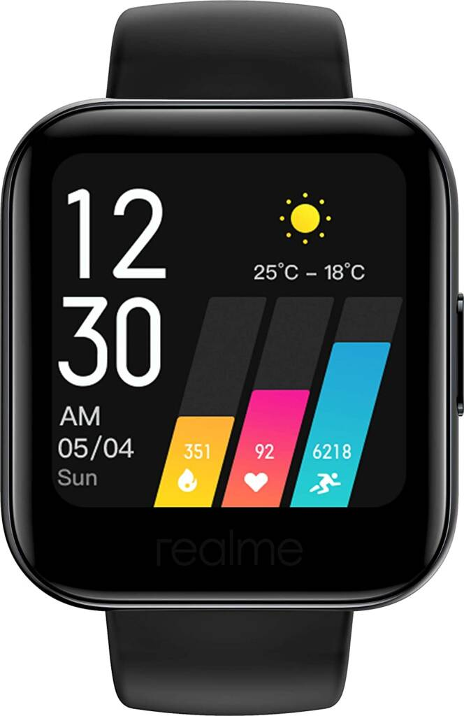 realme watch images